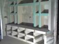 falfülkés szekrény