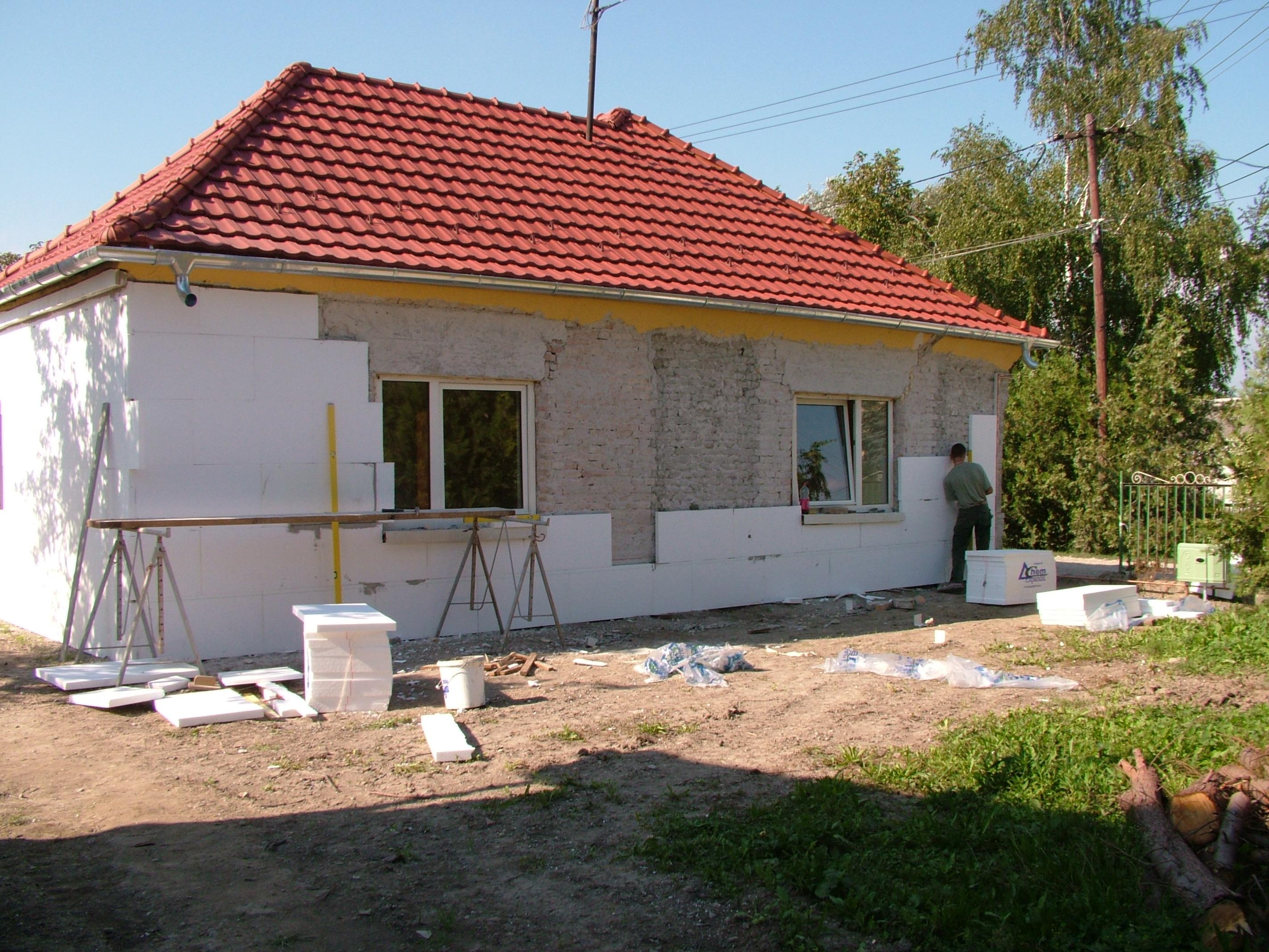 homlokzatok - LALA-ÉP 97 Bt. - Tuba ház